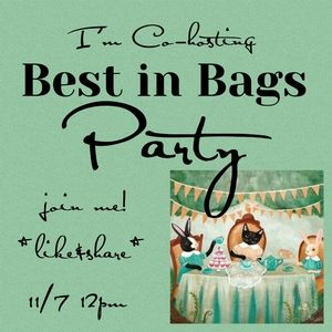 Posh party 🎉Best in bags 11/17 noon